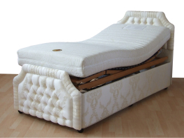 IPL height-adjustable profiling bed