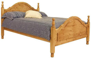 Hedingham wooden framed bed