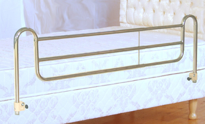 cot side bed rails