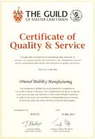 GoM Quality & Service