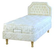 Half-Divan profiling bed