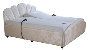 Shell dual adjustable profiling bed
