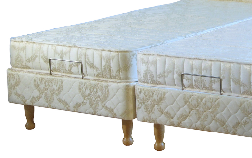 Orwoods adjustable bariatric high low bed solutions for Low single divan bed