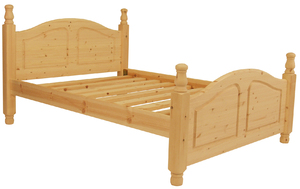 Milbury adjustable profiling bed