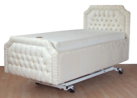 CBL height adjustable bed fully raised