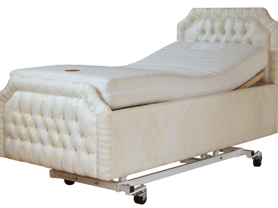 Orwoods Adjustable Bariatric High Low Bed Bed