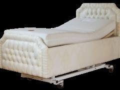 bed de-luxe lifter raised