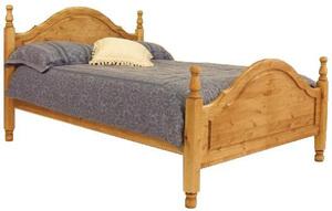 Hedingham wooden framed bed