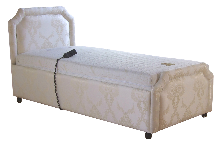 Classic single adjustable profiling bed