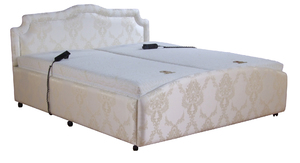 Regal dual adjustable profiling bed
