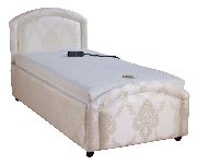 Curve single adjustable profiling bed