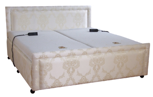 Square dual adjustable profiling bed