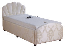 Shell single adjustable profiling bed