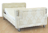 Bariatric bed