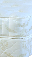Pocket Sprung synthetic fibre mattress